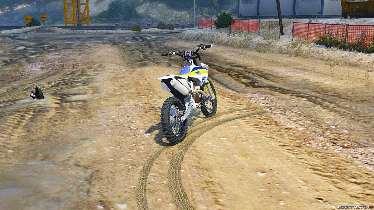 Husqvarna FC 250 [Add-On] для GTA 5 - скриншот #3