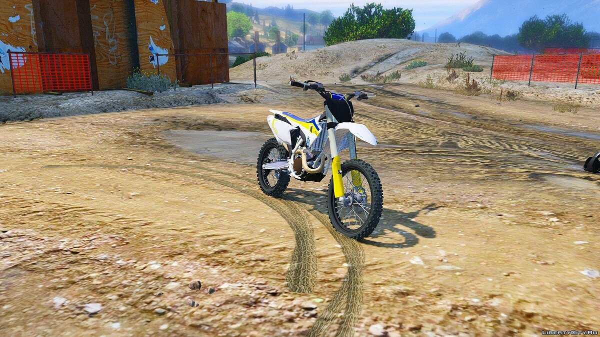 Husqvarna FC 250 [Add-On] для GTA 5 - скриншот #4