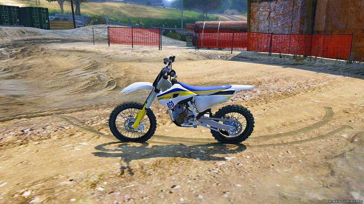 Husqvarna FC 250 [Add-On] для GTA 5 - скриншот #5