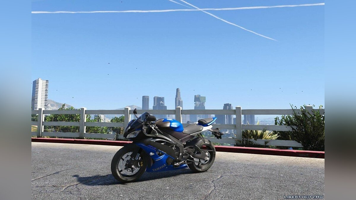 Yamaha YZF R6 2015 [Add-On / Tunable] для GTA 5 - скриншот #2