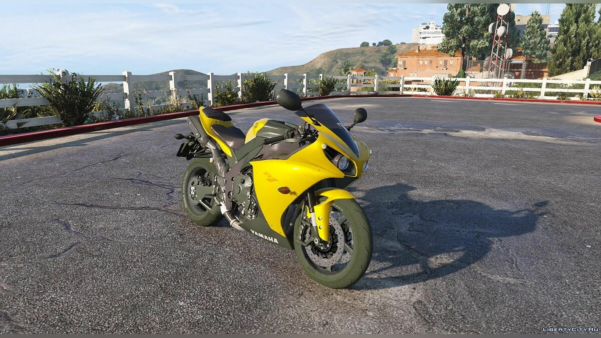 Yamaha R1 2014 [Add-On / Tunable] для GTA 5 - скриншот #3