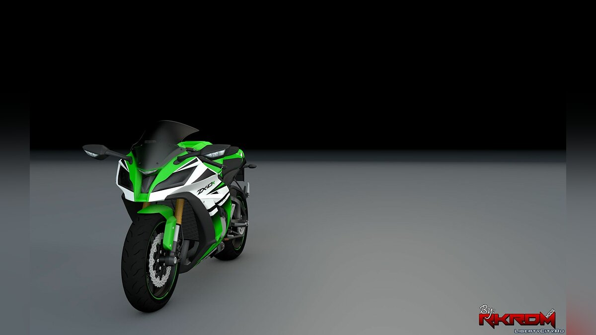 2015 Kawasaki Ninja ZX-10R [Add-On] для GTA 5