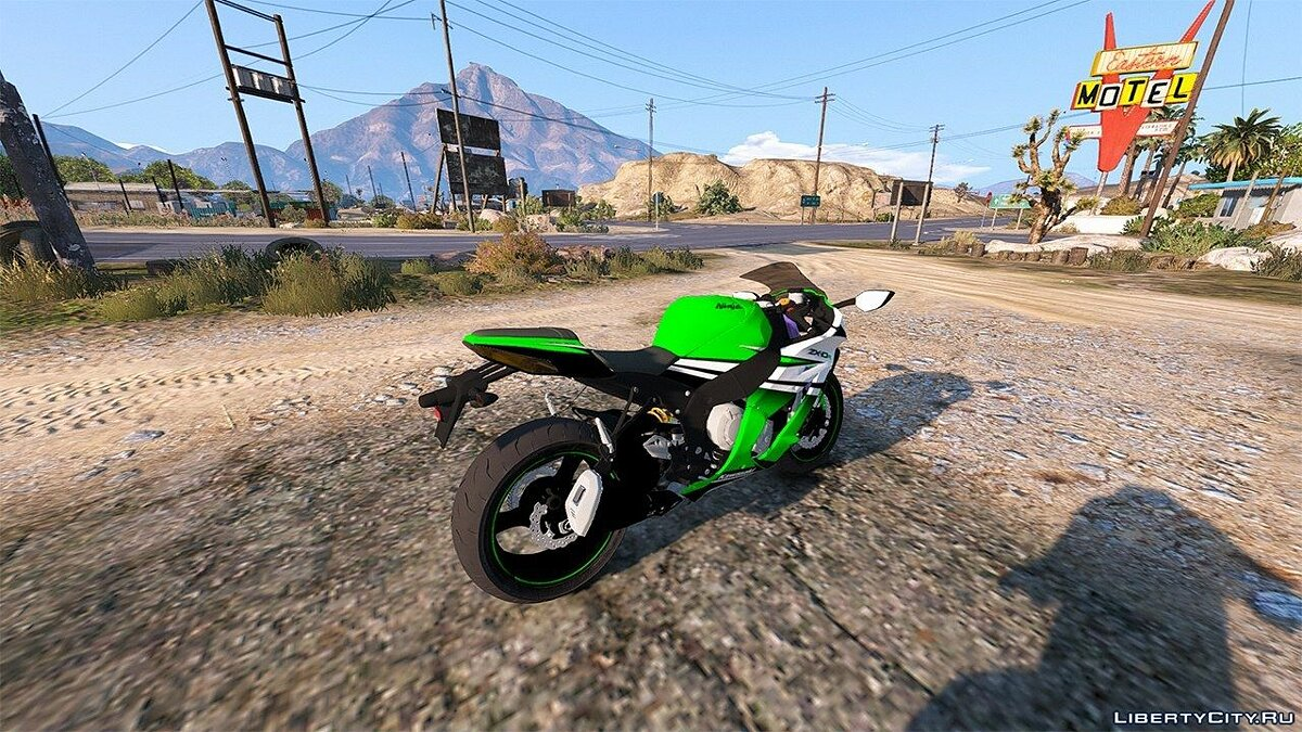 2015 Kawasaki Ninja ZX-10R [Add-On] для GTA 5 - скриншот #3