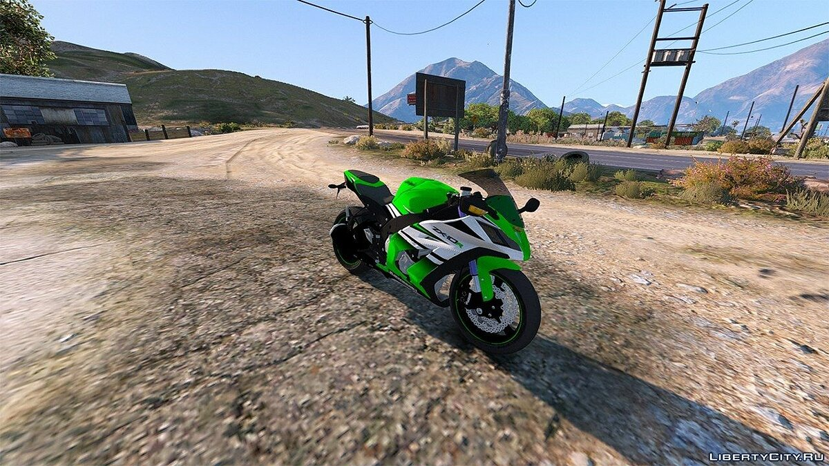2015 Kawasaki Ninja ZX-10R [Add-On] для GTA 5 - скриншот #6