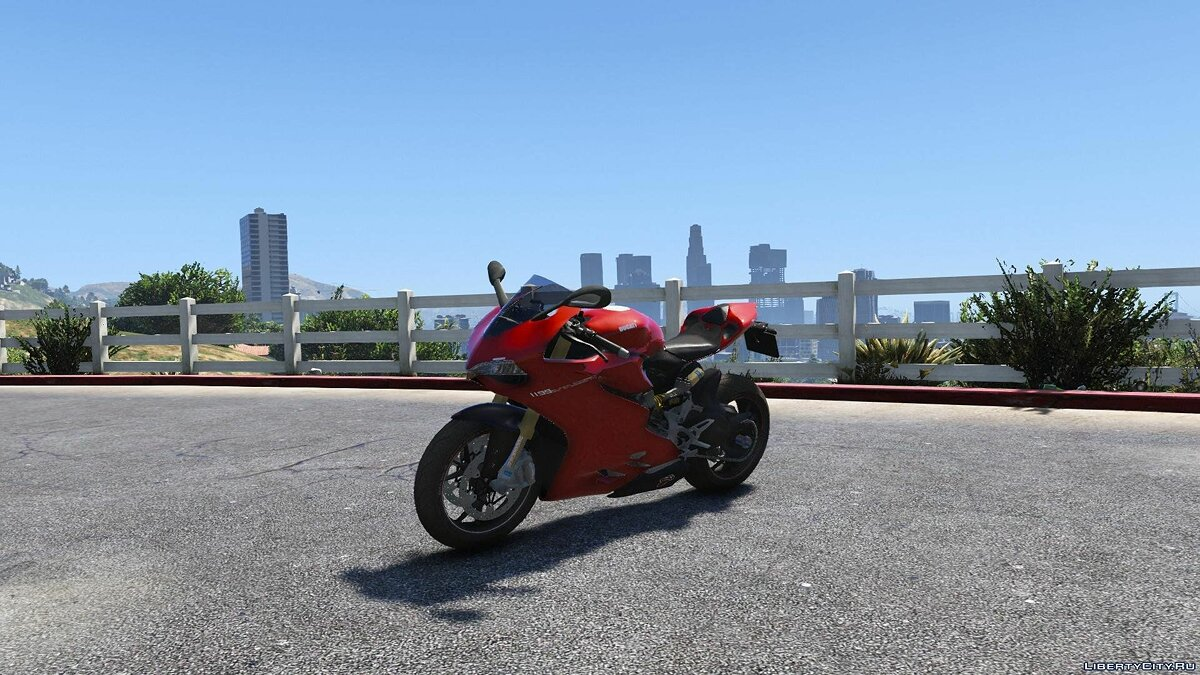 Ducati 1199 Panigale [Add-On / Tunable] 1.1 для GTA 5