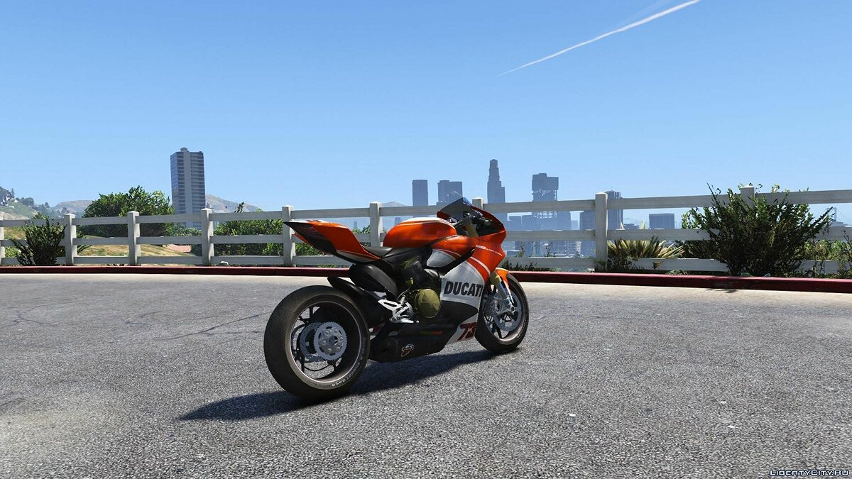 Ducati 1199 Panigale [Add-On / Tunable] 1.1 для GTA 5 - скриншот #3