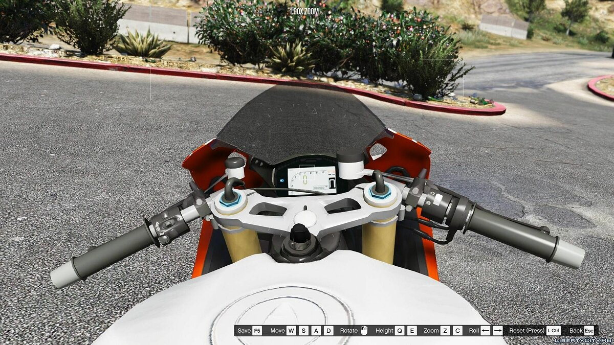 Ducati 1199 Panigale [Add-On / Tunable] 1.1 для GTA 5 - скриншот #4