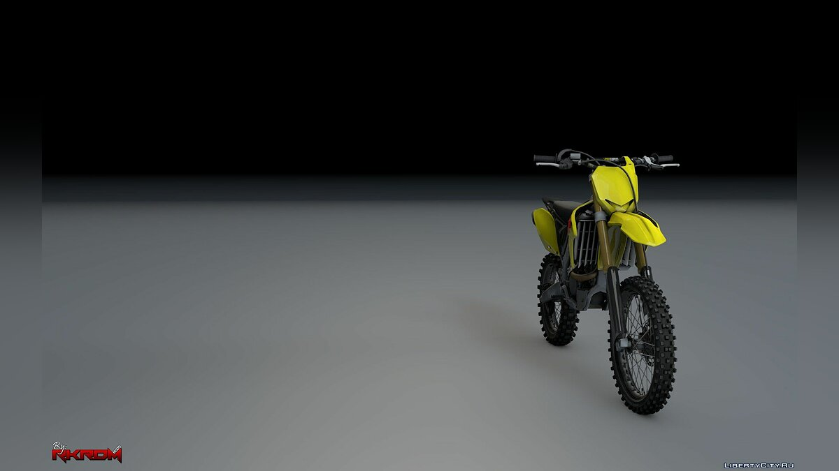 2015 Suzuki RMZ 250 [Add-On] для GTA 5 - скриншот #2