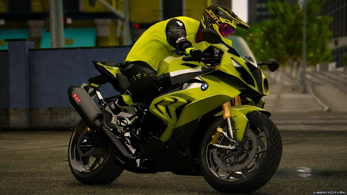 2016 BMW S1000RR [Add-On | Tuning] 1.0 для GTA 5