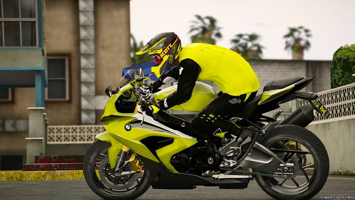 2016 BMW S1000RR [Add-On | Tuning] 1.0 для GTA 5 - скриншот #2