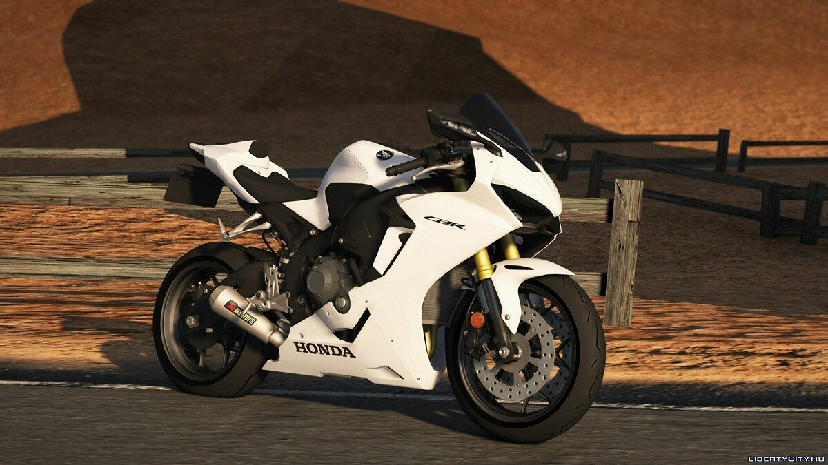 Мотоцикл 2017 Honda CBR1000RR [Add-On | Tuning | Liveries | Template] V3.0 для GTA 5