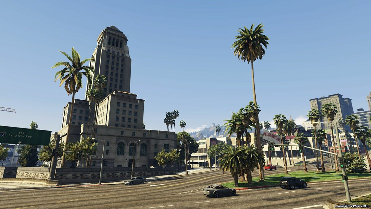 ��овый объект Beta Vegetation & Props [Add-On] 2.6 для GTA 5