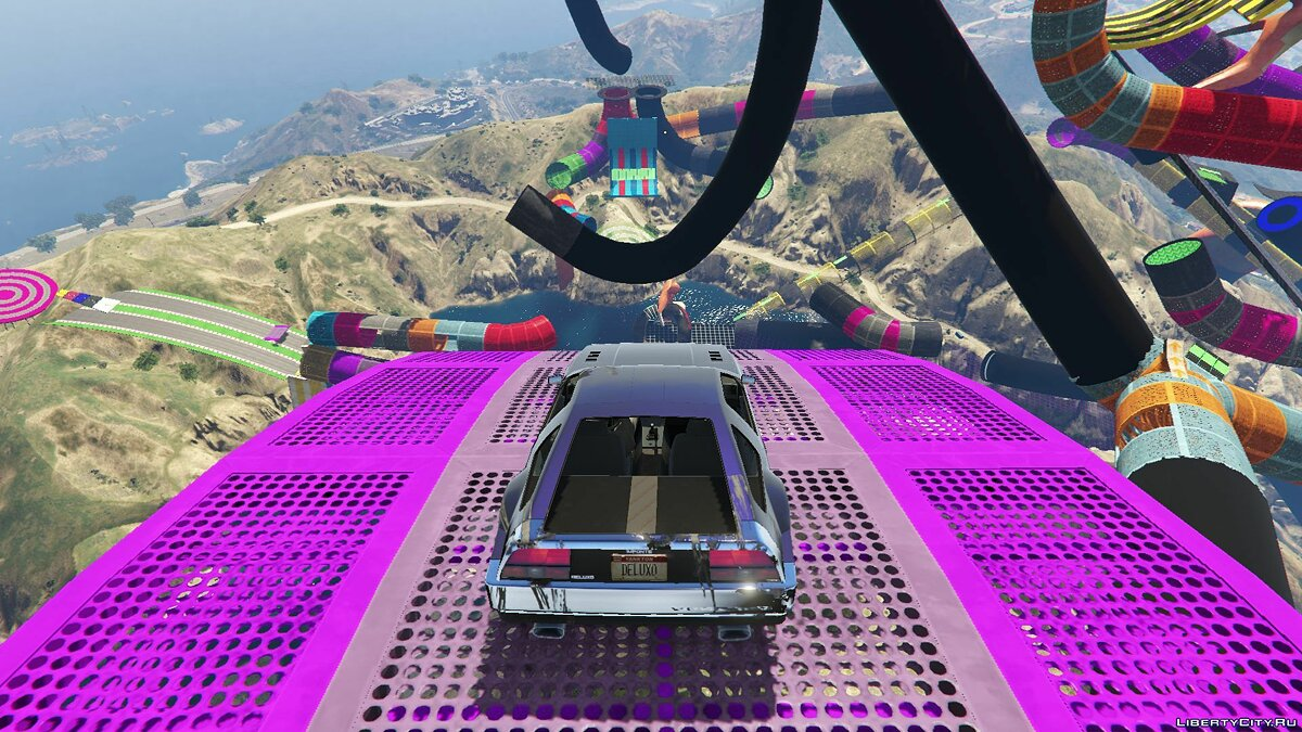 Новый объект PimpBall my Ride 2 для GTA 5