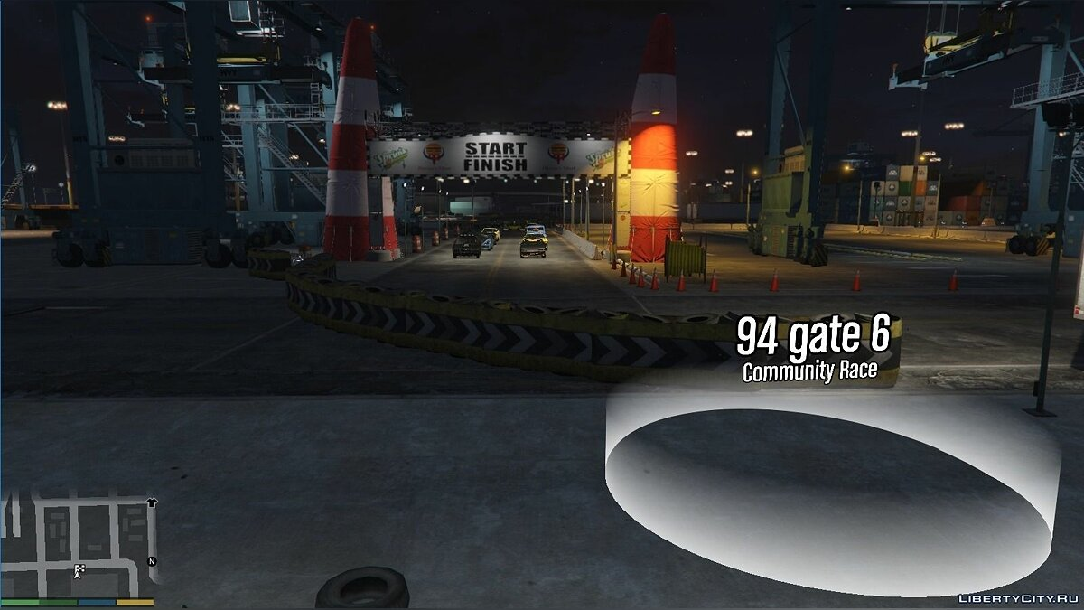 94 Gate 6 Races Pack 3.0 для GTA 5 - скриншот #15