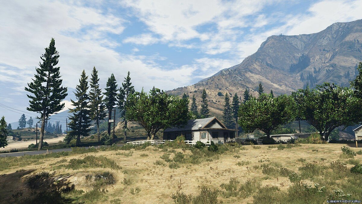 Новый объект Beta Vegetation & Props [Add-On] 3.9 для GTA 5