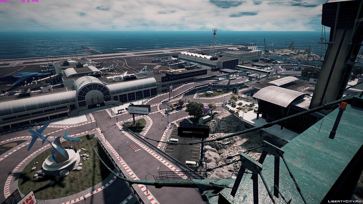 Tataviam International Airport [Menyoo / Map Editor] 1.0 для GTA 5 - скриншот #3