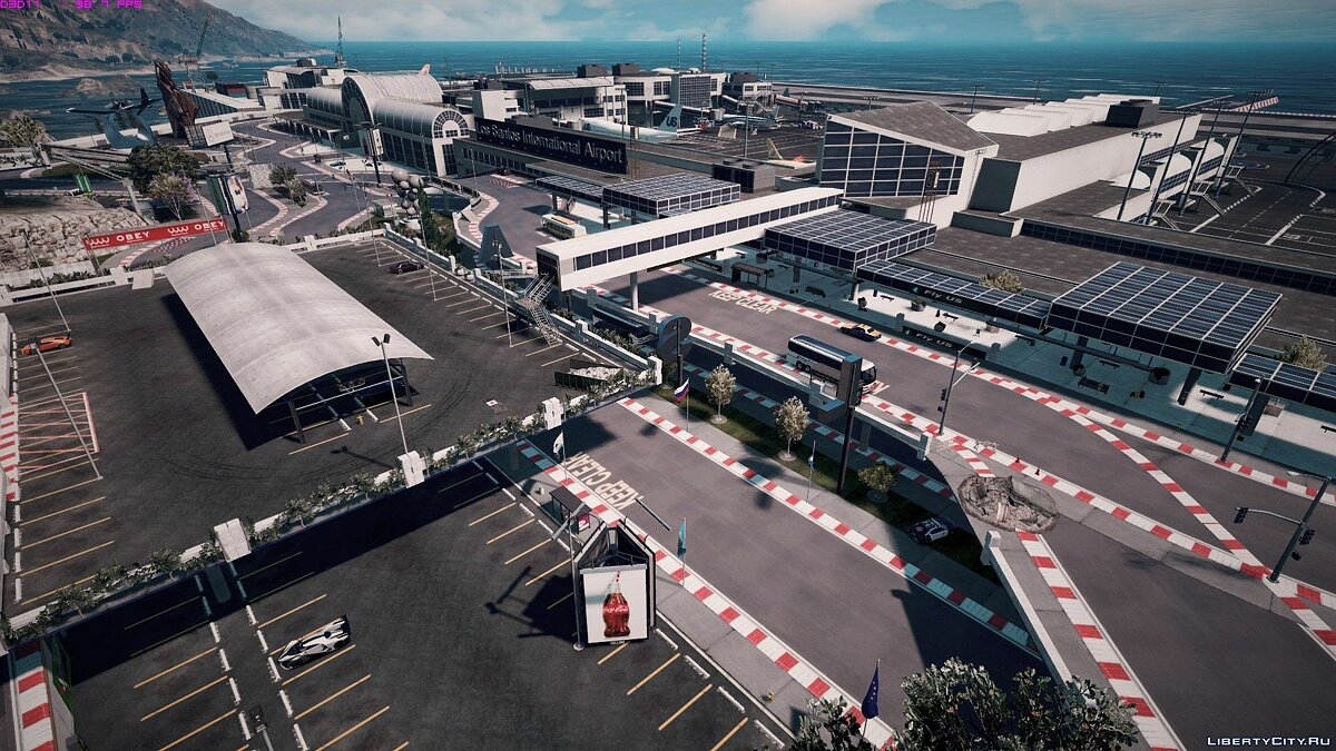 Tataviam International Airport [Menyoo / Map Editor] 1.0 для GTA 5 - скриншот #8