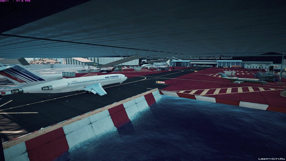 Tataviam International Airport [Menyoo / Map Editor] 1.0 для GTA 5 - скриншот #9