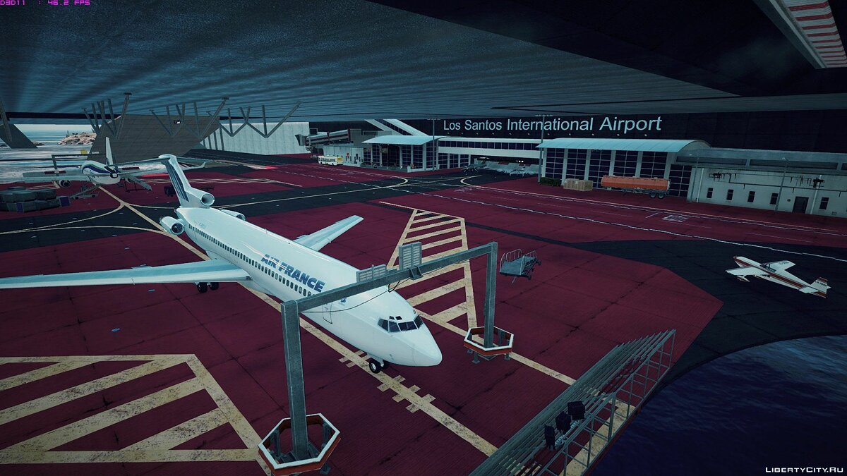Tataviam International Airport [Menyoo / Map Editor] 1.0 для GTA 5 - скриншот #13