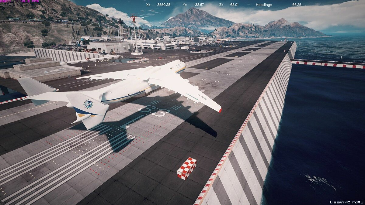Tataviam International Airport [Menyoo / Map Editor] 1.0 для GTA 5 - скриншот #15