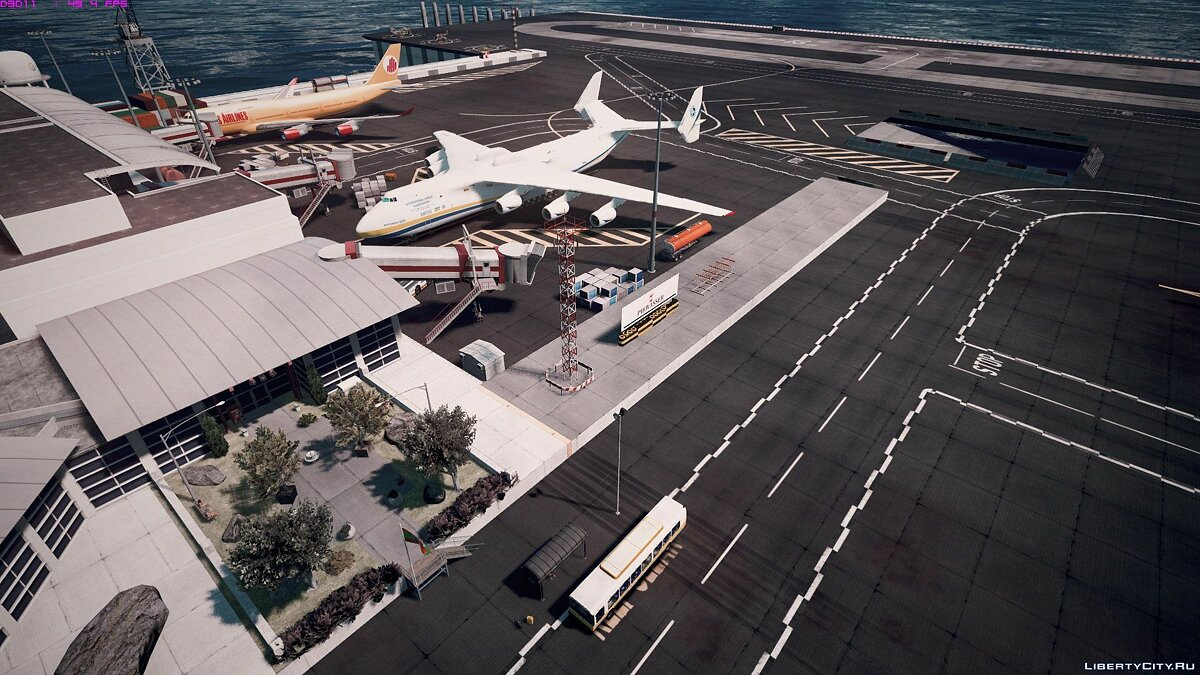 Tataviam International Airport [Menyoo / Map Editor] 1.0 для GTA 5 - скриншот #16
