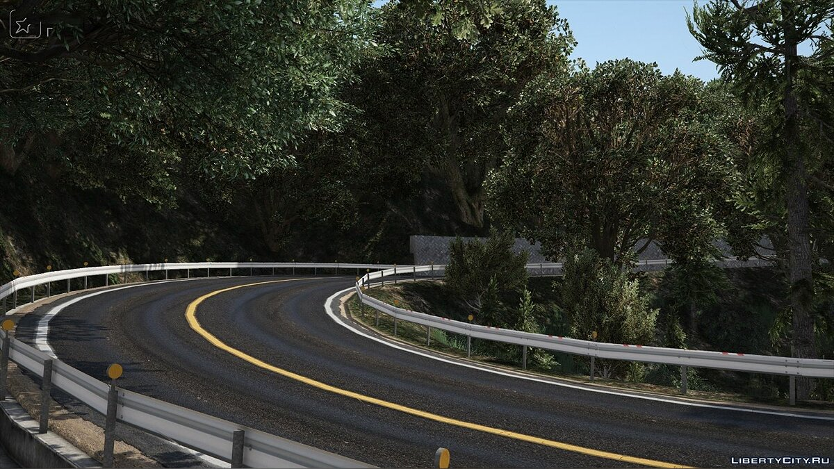 Новый объект Kanagawa Road 18 [Add-On / FiveM] 1.0 для GTA 5