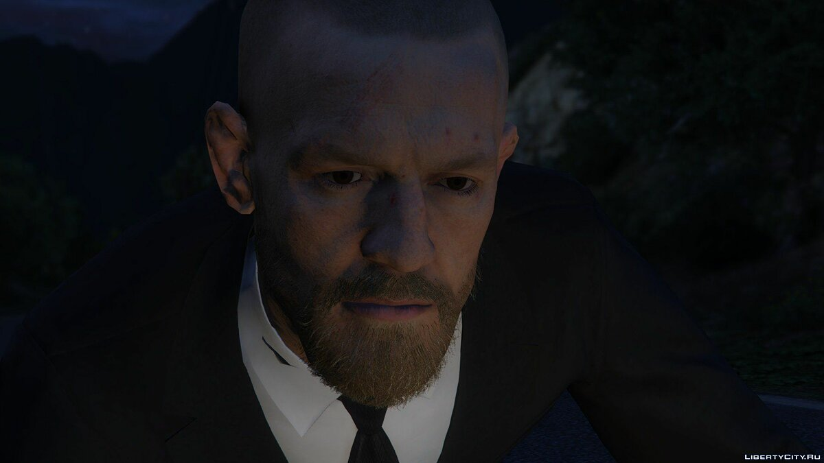 Conor McGregor [Add-On Only] 2.0 для GTA 5