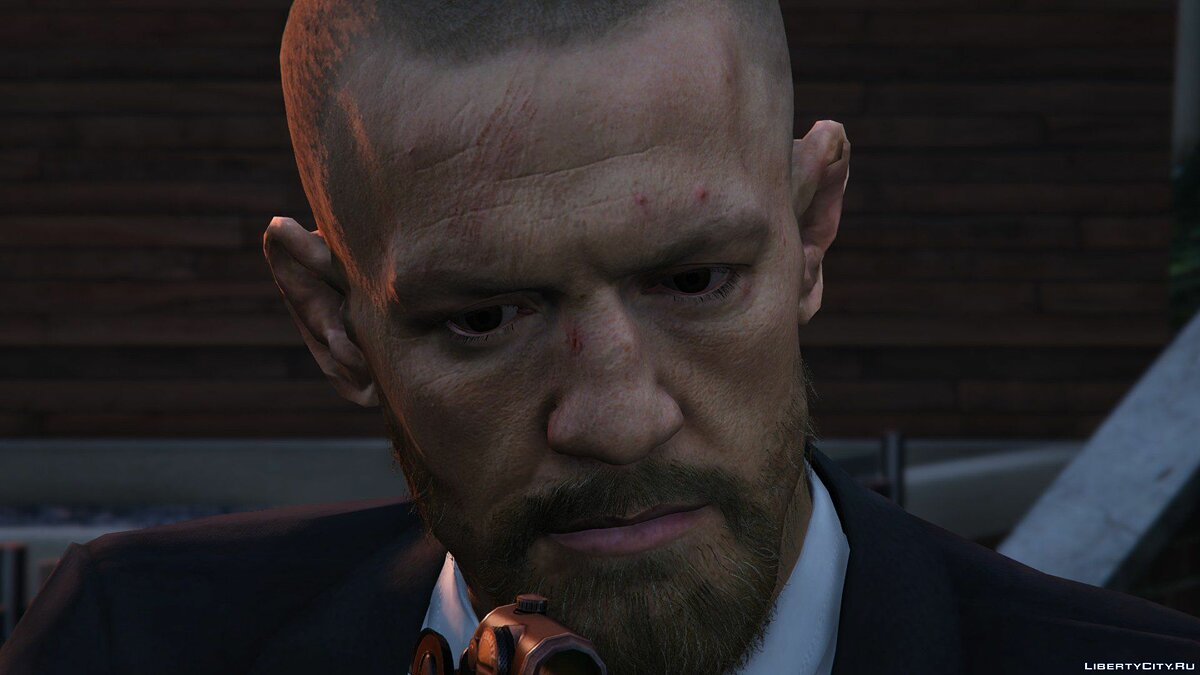 Conor McGregor [Add-On Only] 2.0 для GTA 5 - скриншот #3