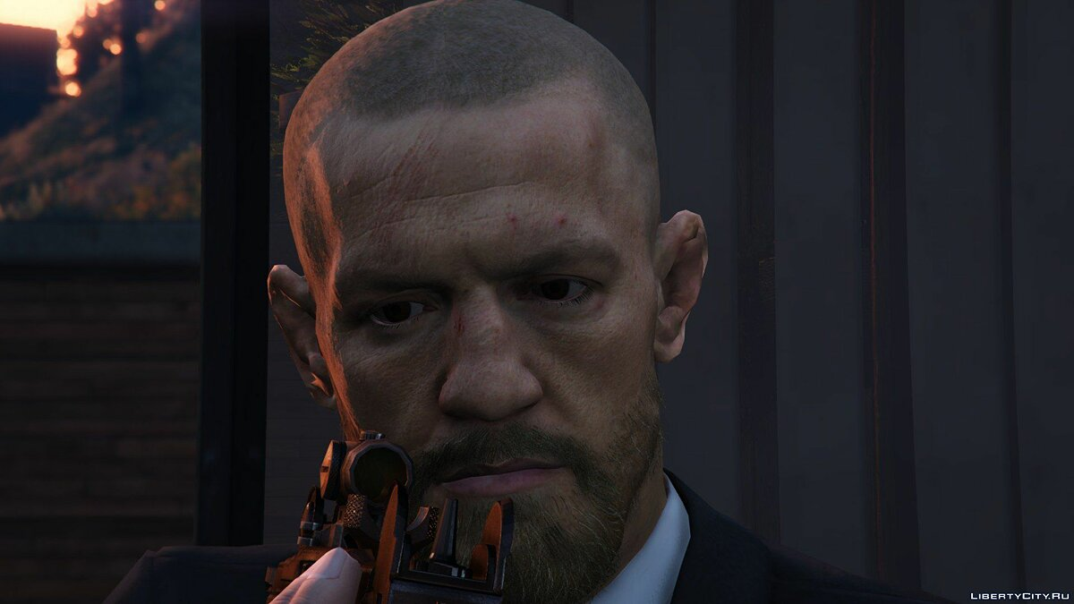 Conor McGregor [Add-On Only] 2.0 для GTA 5 - скриншот #7