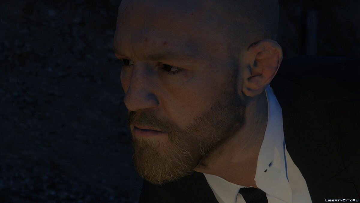 Conor McGregor [Add-On Only] 2.0 для GTA 5 - скриншот #15