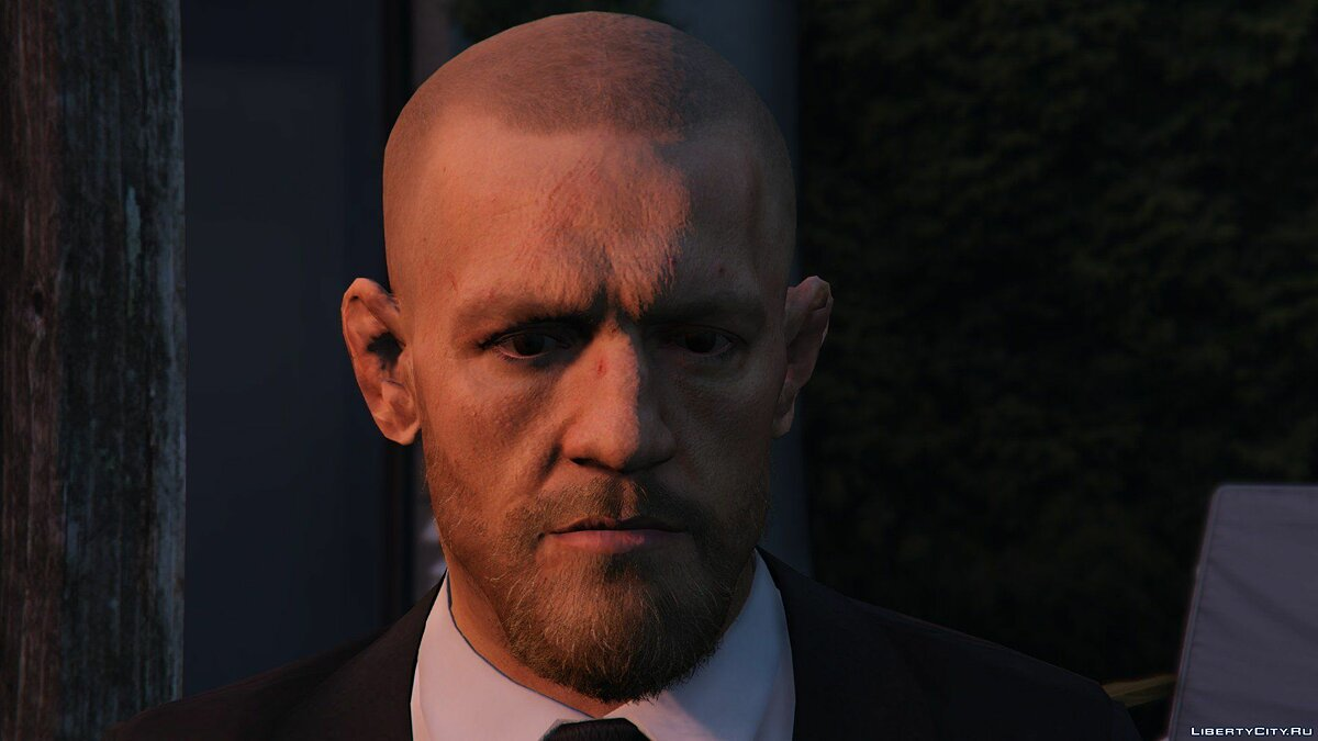 Conor McGregor [Add-On Only] 2.0 для GTA 5 - скриншот #10