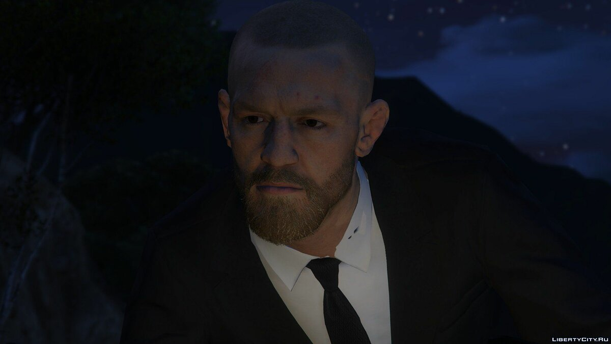 Conor McGregor [Add-On Only] 2.0 для GTA 5 - скриншот #14