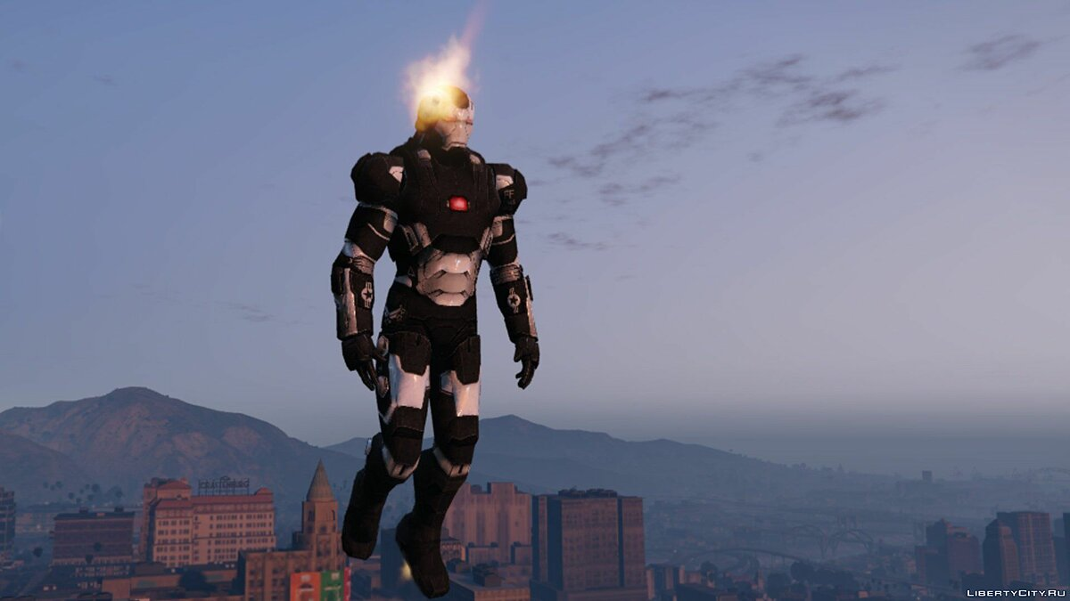 War Machine mark II (Avengers Age of Ultron) 1.3 для GTA 5