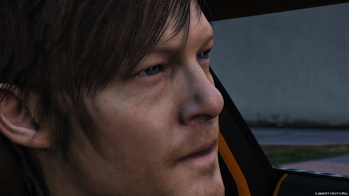 Norman Reedus [Add-On Only] 1.0 для GTA 5 - скриншот #2