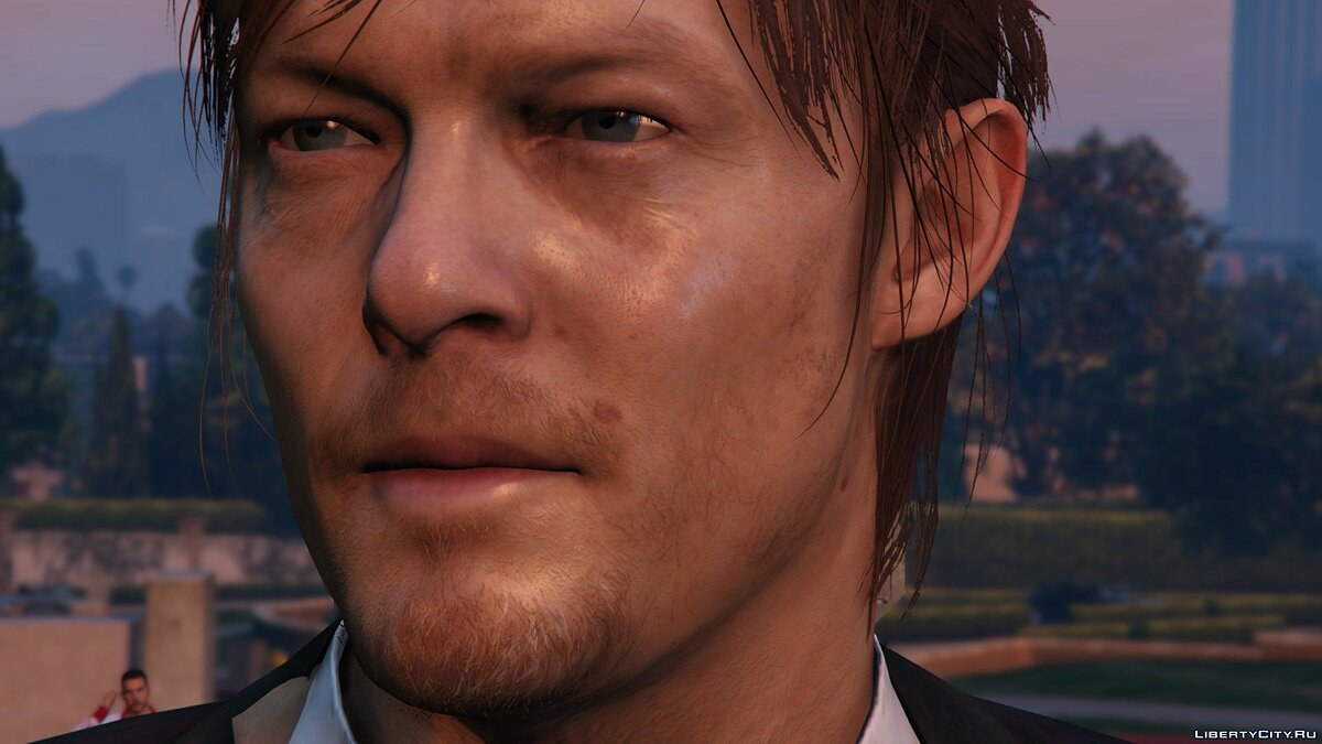 Norman Reedus [Add-On Only] 1.0 для GTA 5 - скриншот #5