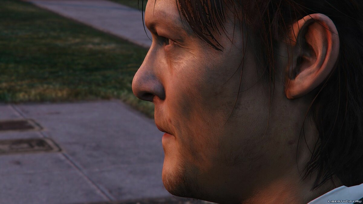 Norman Reedus [Add-On Only] 1.0 для GTA 5 - скриншот #7