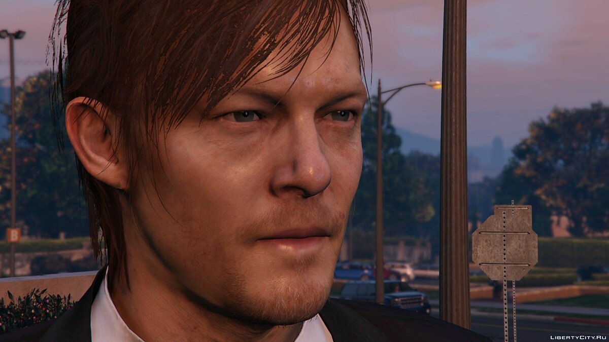 Norman Reedus [Add-On Only] 1.0 для GTA 5 - скриншот #12