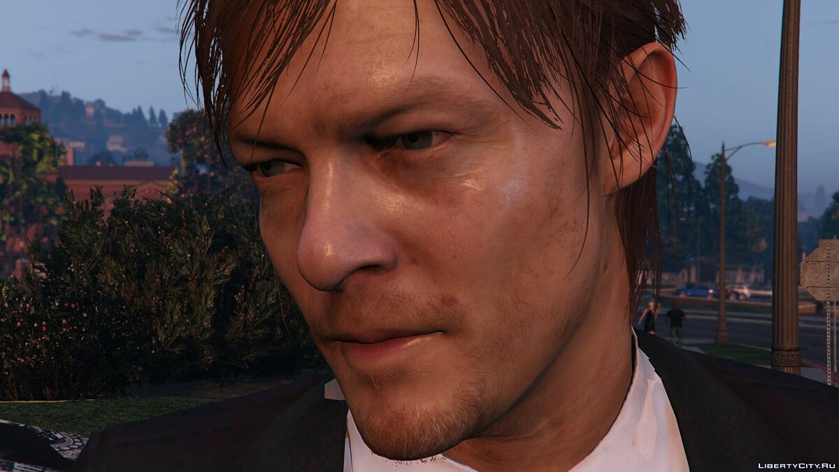 Norman Reedus [Add-On Only] 1.0 для GTA 5 - скриншот #8
