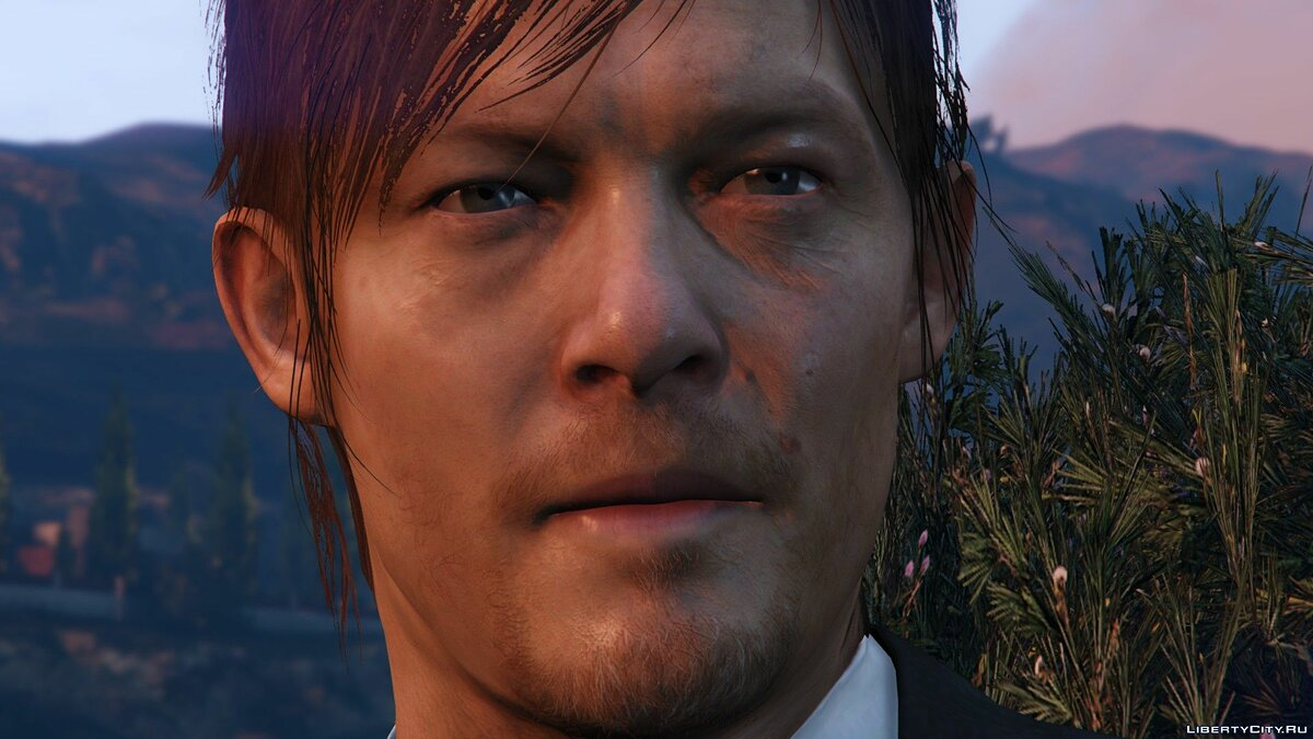 Norman Reedus [Add-On Only] 1.0 для GTA 5 - скриншот #10