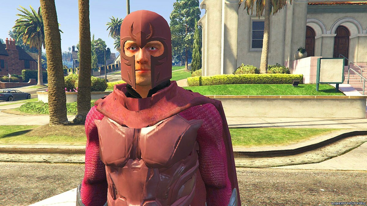Magneto Days of Future Past [Add-On Ped] 1.0 для GTA 5 - скриншот #7
