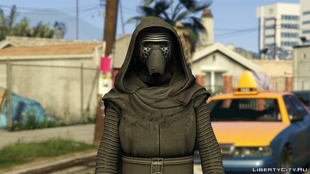 Kylo Ren & Darth Vader [Add-On] для GTA 5 - скриншот #3