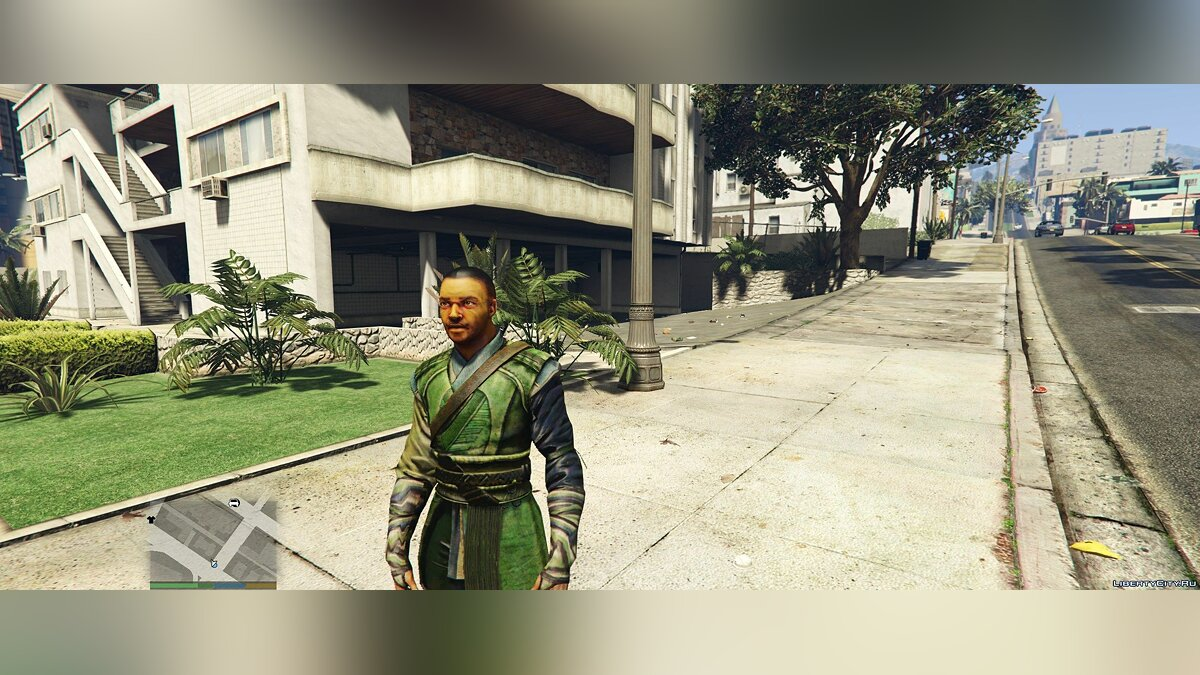 Baron Mordo [Add-On] для GTA 5