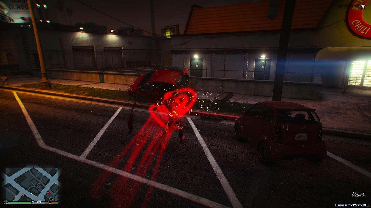 Black Racer Emissive [Add-on] 1.0 для GTA 5 - скриншот #2