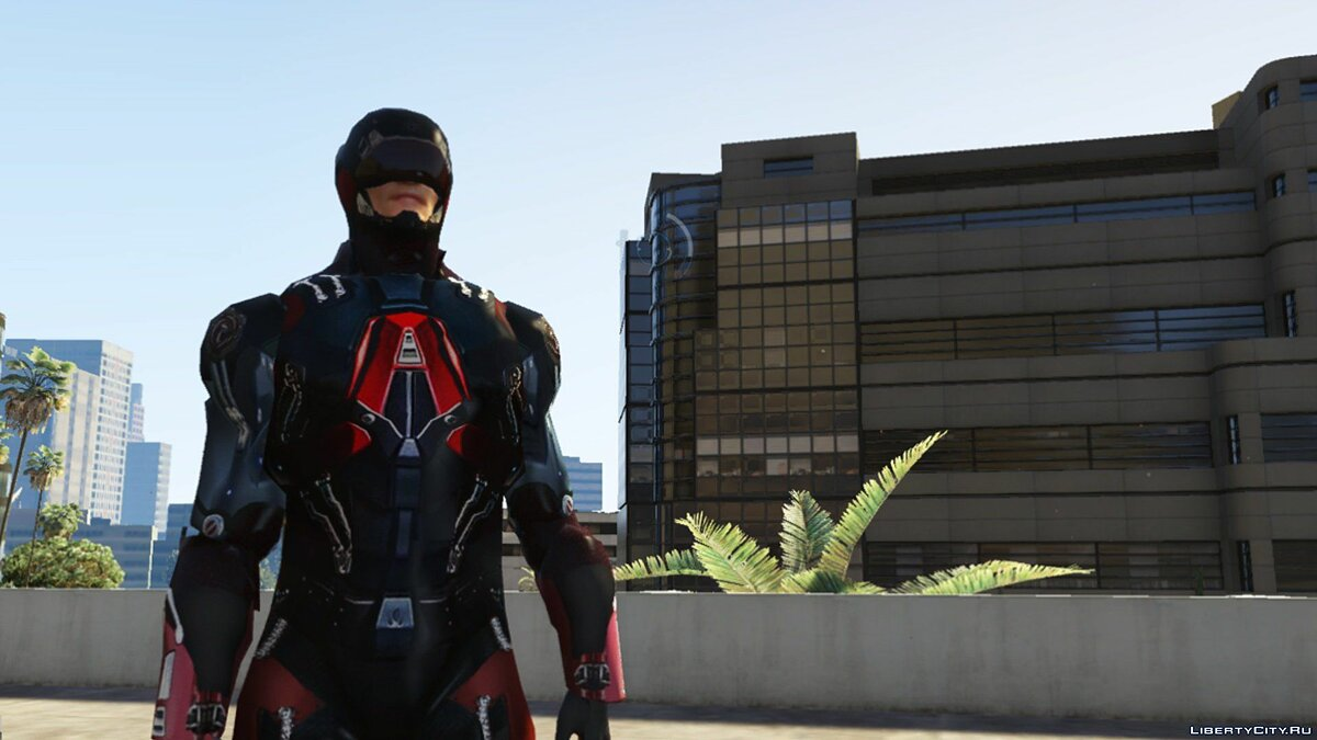 The Atom (DC Legends of Tomorrow) [Add-On Ped] 1.4 для GTA 5