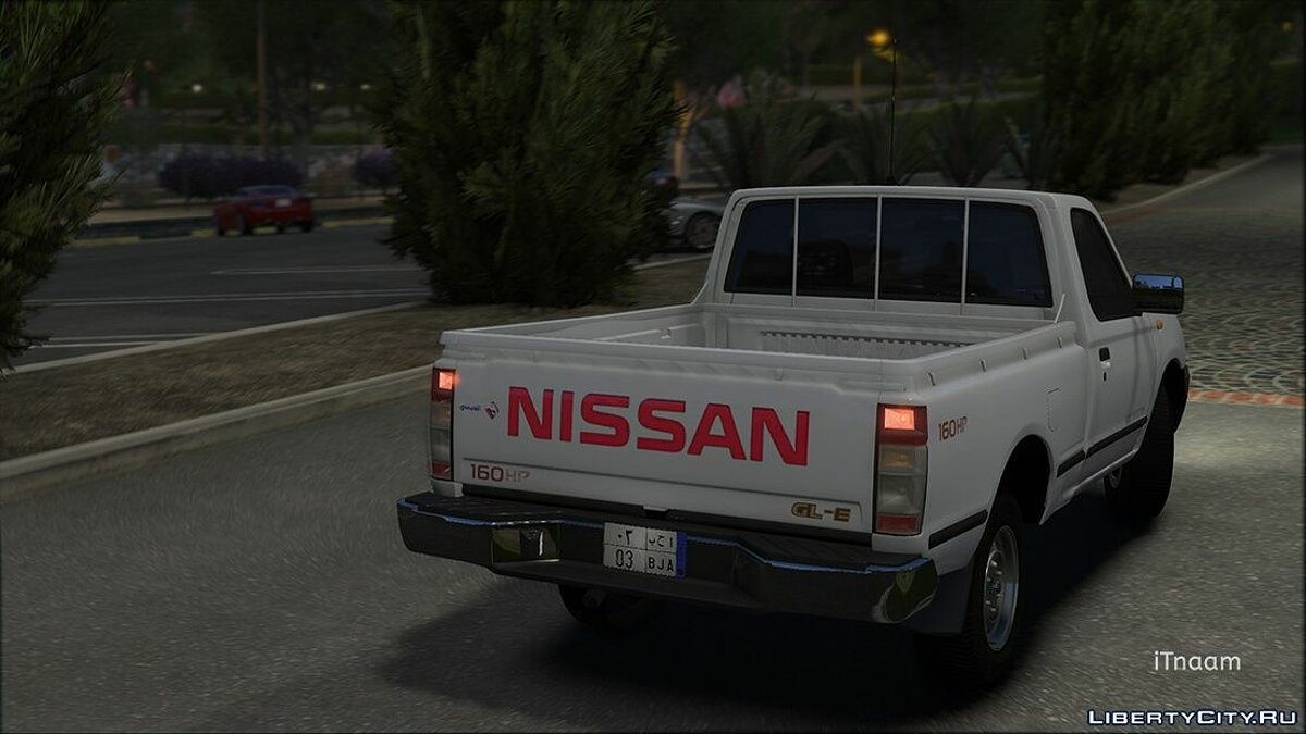 Машина Nissan Nissan Datsun GL-E Single [ Wipers / Animated / FDM ] Version 1.0 для GTA 5