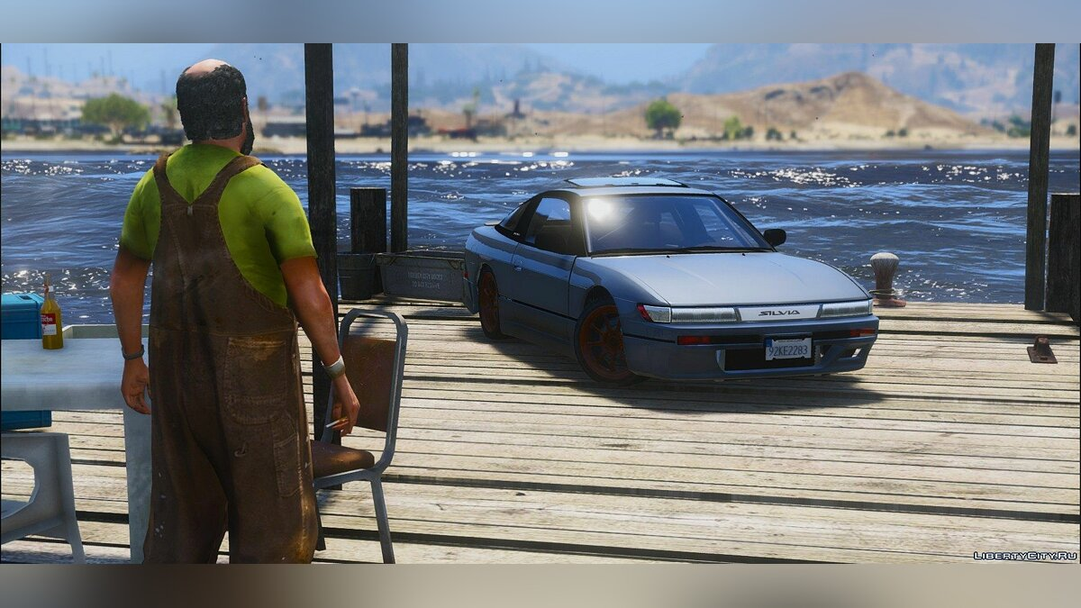 Nissan Sileighty [Add-On / Tunable] 1.0 для GTA 5
