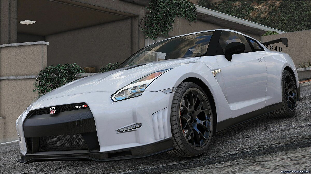 2015 Nissan GT-R 35 Nismo [Add-On / Replace | Animated] 1.1 для GTA 5