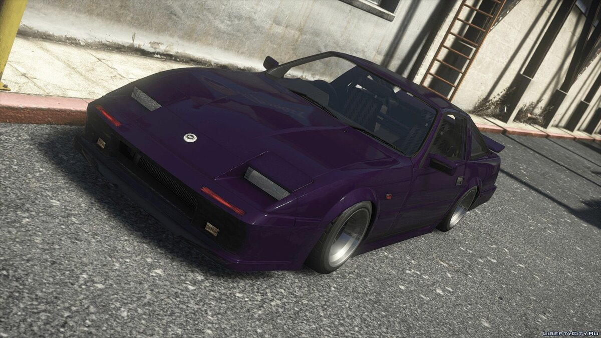 Машина Nissan Nissan 300zx Z31 [Add-On|Tuning|Template] 1.1 для GTA 5