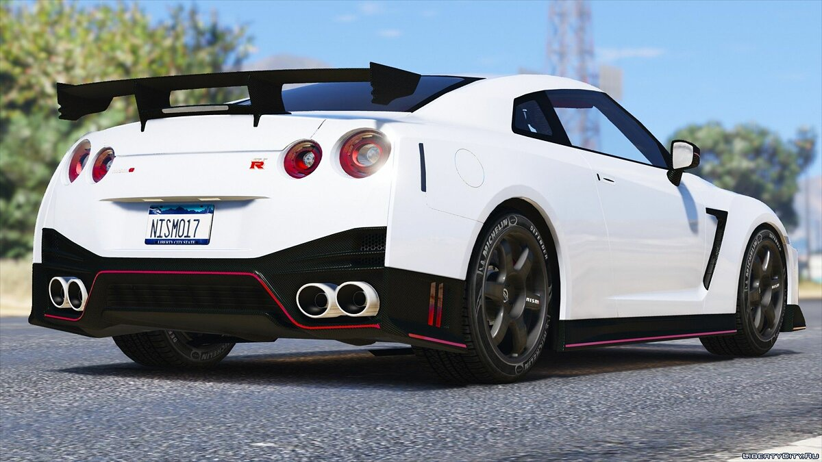 2017 Nissan GTR Nismo [Add-On / Replace] 1.0 для GTA 5 - скриншот #2