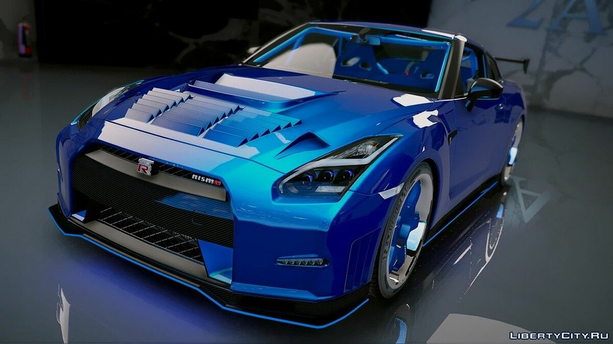 Nissan GT-R Nismo [Add-On | Tuning] для GTA 5